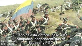 preview picture of video 'Biografia de Simón Bolívar (con subtítulos)'