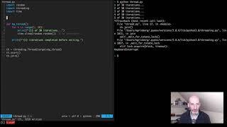 How Do You Kill a Python Thread?