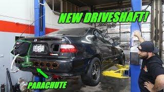 Making The Grinch AWD Again!