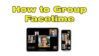 Can you Facetime with 3 People, How to Group Facetime on iPhone