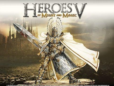 Скачать через торрент герои меча и магии 5 антология