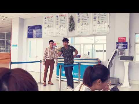 S.T Sơn Thạch dạy Jun Phạm cách nhảy dây - Tường Vi - Thuý Ngân