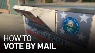 How to Vote by Mail in California