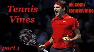 Tennis Vines 2014 (Part 1) [HD]