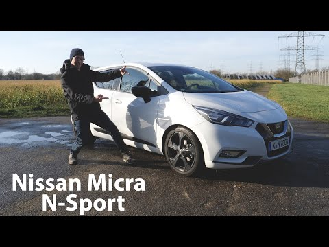 Nissan Micra N-SPORT DIG-T (117 PS) Test / Mini-Sportler mit Alcantara-Interieur [4K] - Autophorie
