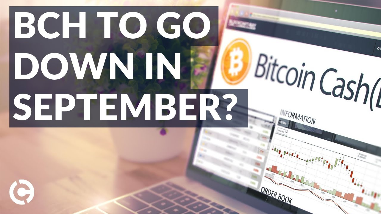 Bitcoin Cash Price Forecast September 2020 | BCH Downtrend to Continue?