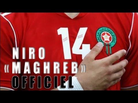 NIRO  MAGHREB [HYMNE OFFICIEL CAN 2013 MAROC]