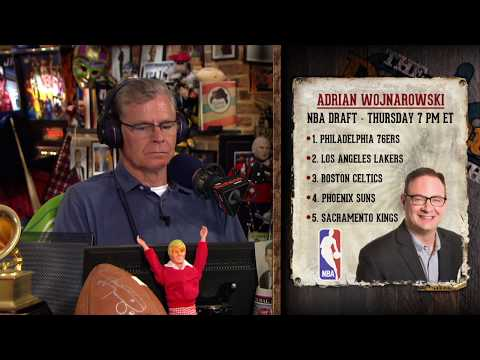 The Vertical's Adrian Wojnarowski Breaks Down Sixers/Celtics Trade (6/19/17)