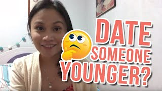 Date Someone Younger? Hmmmmm