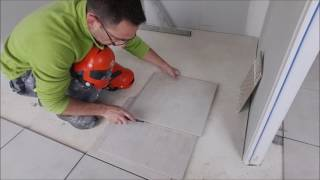 Comment Couper Des Grands Carreaux RUBI Slim System Cutter Самые - Code reduction e carreleur