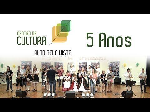 5 Anos do Centro Cultural de Alto Bela Vista |  Reportagem