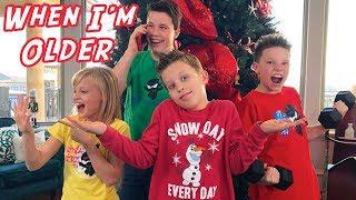 Paxton - When I am Older!! Frozen 2 (Music Video)