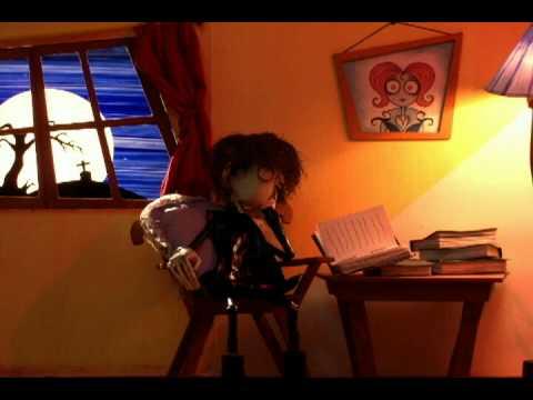 EL CUERVO Edgar Allan Poe Animación Stop Motion