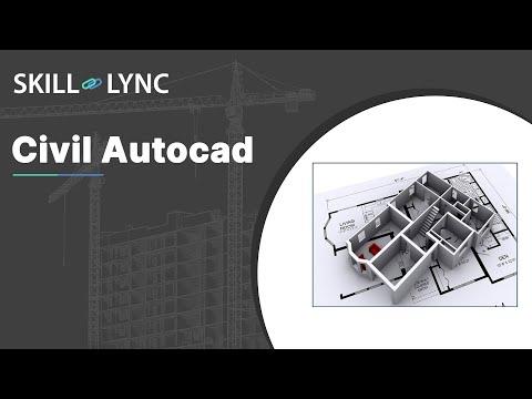 Autocad CIVIL   Course Demo - YouTube