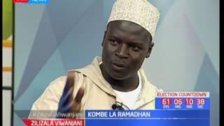 Zilizala Viwanjani: Kombe la Ramadhan