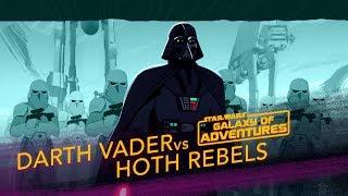 Episode 1.28 Dark Vador écrase la Rébellion, la bataille de Hoth (VO)