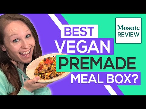 Download Mosaic Foods Review 2020: Best Healthy Vegan Frozen Meals? (Taste Test) Mp4 HD Video and MP3