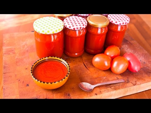 Ketchup selber machen (Tomatenketchup) Rezept