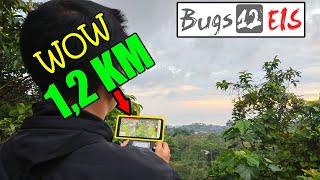 Test Terbang MJX Bugs 12 di Batu Kramat Kota Agung Tanggamus
