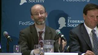 Click to play: Regulatory Theory: Preemptive Rule-making vs. Common Law Redress - Event Audio/Video
