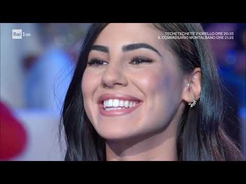 Intervista a Giulia De Lellis - Domenica In 15/09/2019