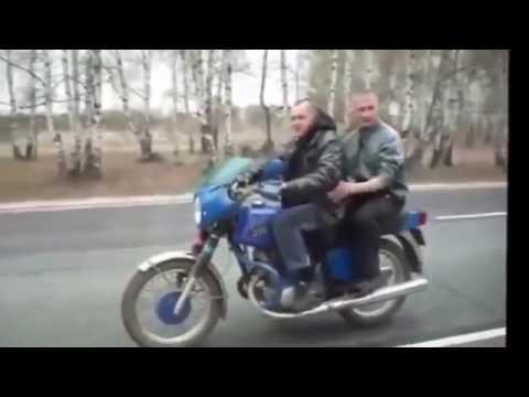 Придурки на советских мотоциклах | АвтоМото Канал