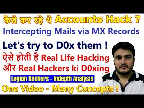 Doxing Introduction and Practical | Chapter 2 | Tech Master course