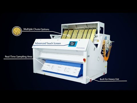 RNEZS High Capacity Full Color Optical Sorter