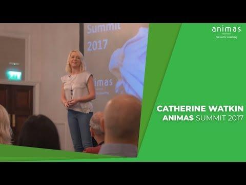 Catherine Watkin speaks at the Animas Summit 2017