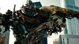 Transformers Dark Of The Moon   All Megatron Scenes