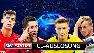 Dortmund erwischt eine Hammer-Gruppe mit Barcelona und Inter Mailand. Auch Leverkusen bekommt mit Atletico Madrid, Juventus und Lok Moskau eine echte Herausforderung. Bayern und Leipzig können sich dagegen nicht beschweren.  ▶▶ Aktuelle Sport-News & Videos jetzt auf: https://sport.sky.de/  Kostenlos unseren YouTube-Kanal abonnieren: https://zly.de/sky/YTsub WhatsApp - Sky Sport News HD: https://zly.de/sky/whatsapp Facebook - Sky Sport DE: https://zly.de/sky/facebook Facebook - Sky Sport News HD: https://zly.de/sky/facebookSSNHD Twitter - Dein Sky Sport: https://zly.de/sky/twitter Sky abonnieren: https://zly.de/sky/TVabo