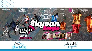BlueSkies & Option Gravity EU Tour 2021 Ep.02 – Skydive Fano SkyvanBoogie