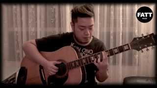 Lee Hi (이하이) Rose - Guitar Cover By FATT Music [結他原音 結他獨奏] LIVE!!! 2013