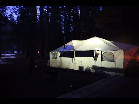 Cabela's Ultimate Alaknak™ Tent – 12′ x 20′  REVIEW