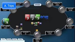 Poker Strategy With Moneymaker | PLAYS OF THE WEEK EP8 AUG 2013 | Pokernerve