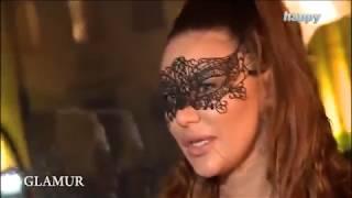 Ana Nikolic - O povratku na scenu i novogodisnjem nastupu - Glamur - (TV Happy 10.12.2017.)
