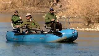 Texas Outdoors: Fly fishing through the Guadalupe River