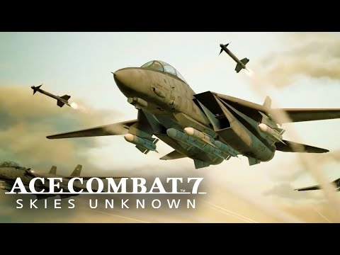 ACE COMBAT 7: SKIES UNKNOWN Offline with DVD [PC Games]