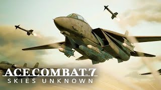 Видео ACE COMBAT 7: SKIES UNKNOWN - Season Pass