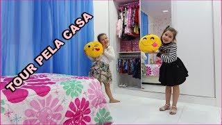 TOUR PELA NOSSA CASA