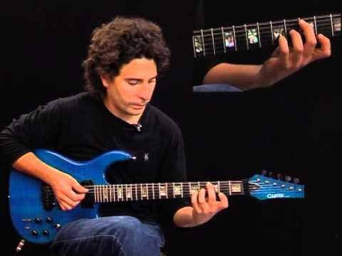 Harmony Guitar Lesson - Jazz Fusion Chords