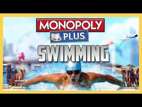 Monopoly Plus - Swimming In Property