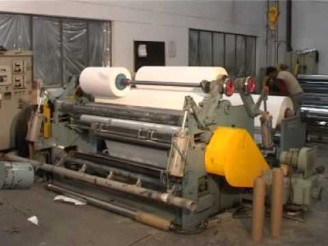 4600 Series Centre Cum Surface Slitter Rewinder