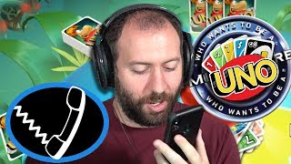 AN IMPORTANT PHONE CALL | Uno Part 67