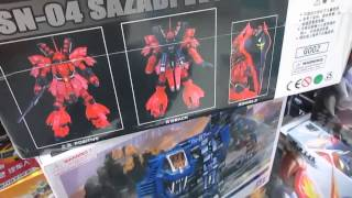 preview picture of video 'Lots of TT Hongli Gundams, Century Bookstore, Econ Save Building, Ipoh'