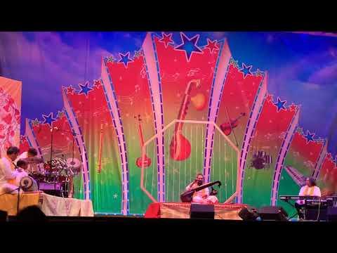 """""""Unity In Diversity"""" theme - amazing medley on Veena by Sri Vadali Phaninarayana garu"""