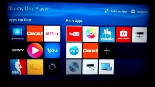 Review Blu-Ray Player BDP-S5500 SONY - PT-BR