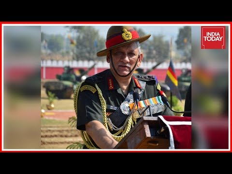 'We Will Keep Responding To Pak Violating Ceasefire': Army Chief Gen Bipin Rawat On Army Day