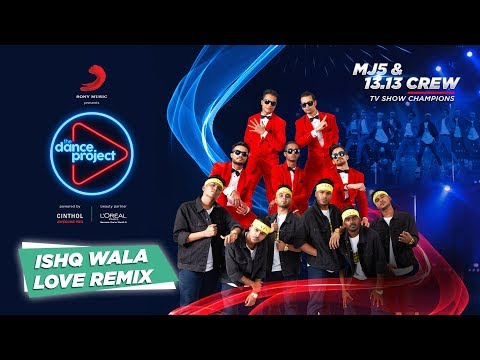 Ishq Wala Love - Hip Hop Mix | MJ5 | 13.13 Crew | Student Of The Year Mp3