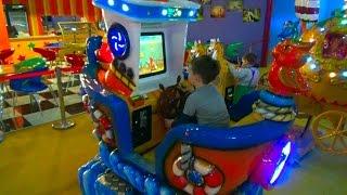#2 VLOG развлекательный центр Волшебный Мир для детей Одесса